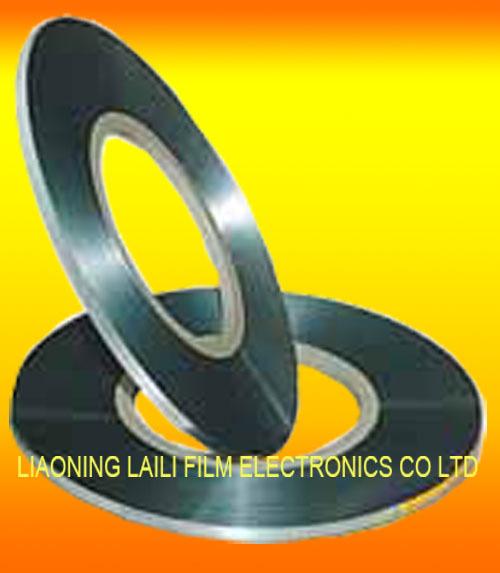 Middle Margin Zinc Aluminum Metallized Polyester Film