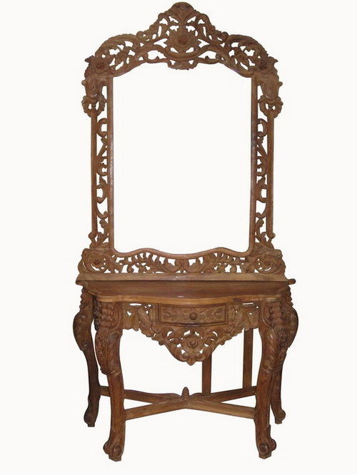 Designer Wooden Dressing Table In Basni Phase Ii Jodhpur