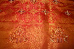 Sequence Work On Sarees