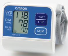 Digital Blood Pressure Monitor (Wrist Type)