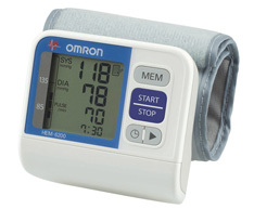 Digital Blood Pressure Monitor Wrist Type