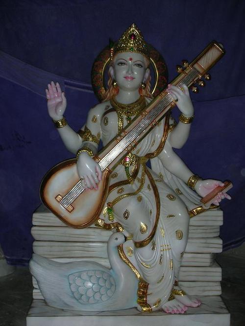 Marble Sarsawati