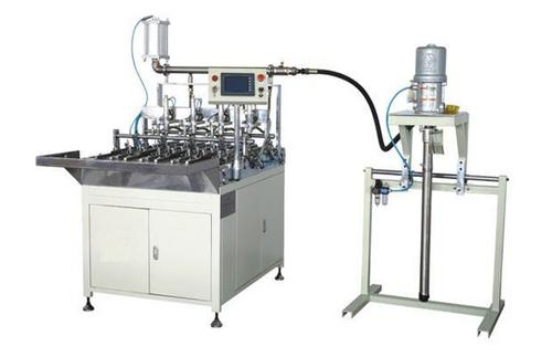 End cap pvc dispensing machine in shanghai