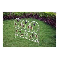 Designer Garden Fence