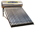 Solar Water Heater ETC Model