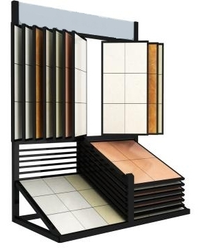 Tiles Display Rack Manufacturers Dealers Amp Exporters