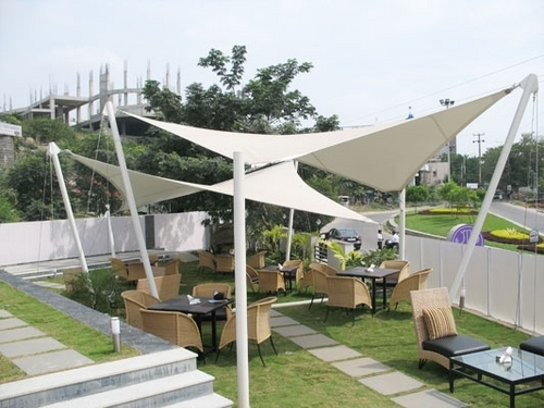 Garden Tensile Shade Sail In New Friends Colony New Delhi