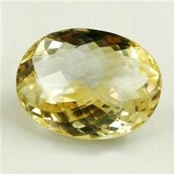 Oval Cut Natural Gemstone
