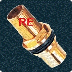 Male Female Brass Connector