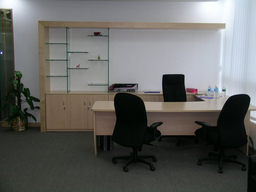 Modular office cabin furniture in st thomas town for Office cabin interior