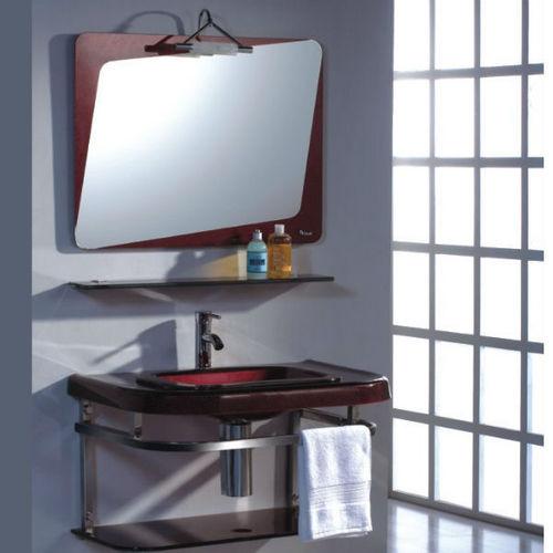 Grace Glass Basin Cabinets