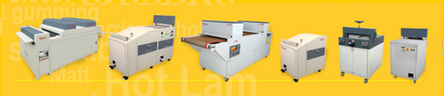 Photo Lamination Machines
