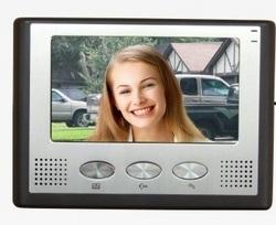 Color Lcd Video Door Phone