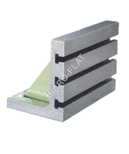Angle Plate - T Slotted in   Dist. Anand