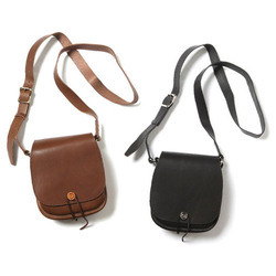 Leather Sling Bags in New Area, Chennai - Exporter and Manufacturer