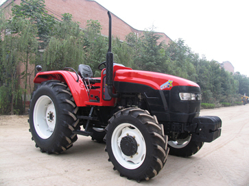 Easy Control 4wd Agricultural Tractor