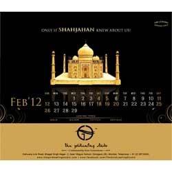 Paper Desk Calendars