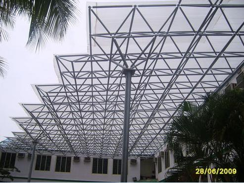 Space Frame Structures In Bhandup W Mumbai Manufacturer