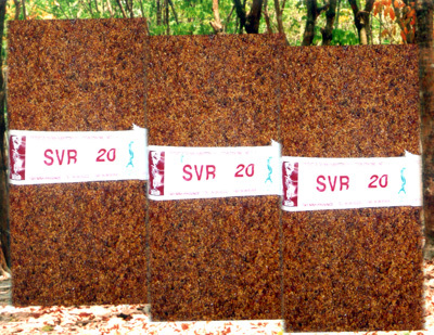 Natural Rubber Svr20