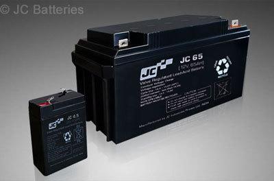 JC SMF VRLA Battery