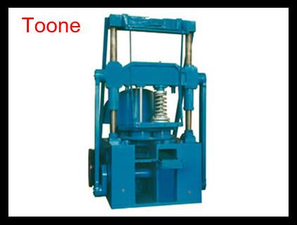 Closed 220 Honeycomb Coal Briquetting Machine