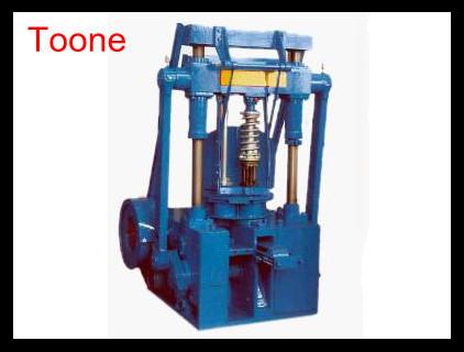 Closed 140 Honeycomb Briquetting Press Machine