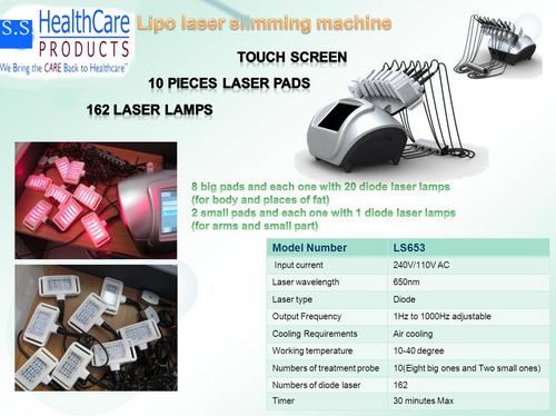 Lipo Laser Sliming Machine