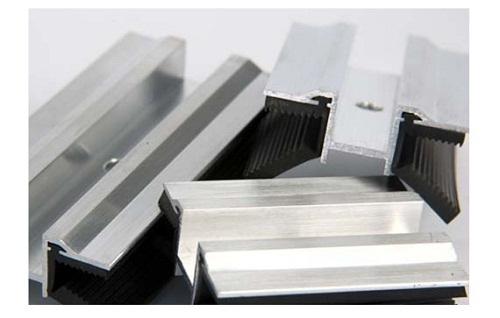 Module Clip for Frameless Solar Panels