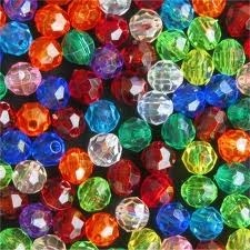 Pearl Shaped Stones Beads