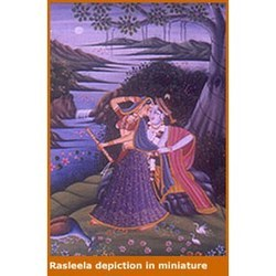 Miniature Paintings And Art In New Delhi Delhi Indian Handicrafts