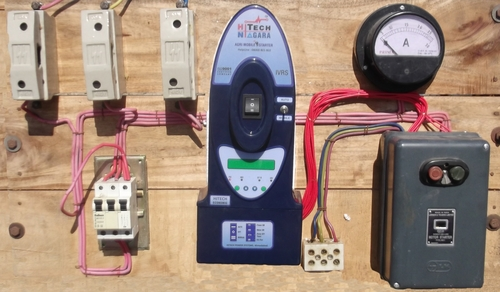 Hitech Classic Starter Panel for 7.5 HP Pumps in Ahmedabad ...