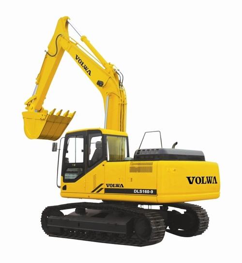 16 Tons Crawler Hydraulic Excavator