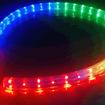 Delighted 4 Wire Led Rope Light Contemporary - Electrical Circuit ...