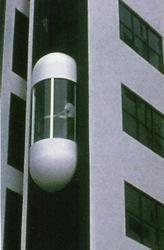 Capsule Lift Car in  Nanpura