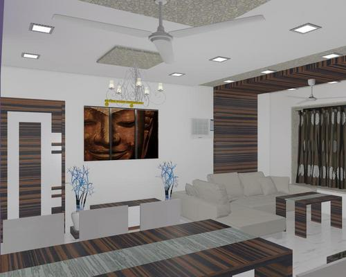 Bed room modern interior decoration services in bhayandar west mira bhayandar noble interiors - Bed room designing ...