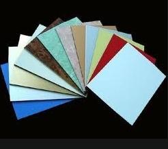 Colour Coated Fibre Sheets