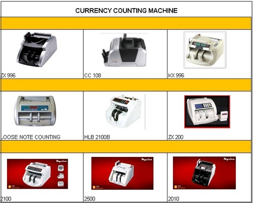 Currency Automation Products in  Akota (Vdr)