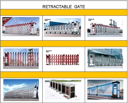 Retractable Gate in  Akota (Vdr)
