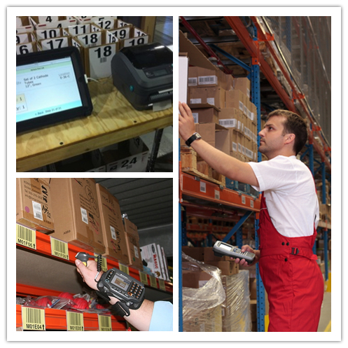 Barcode Management System