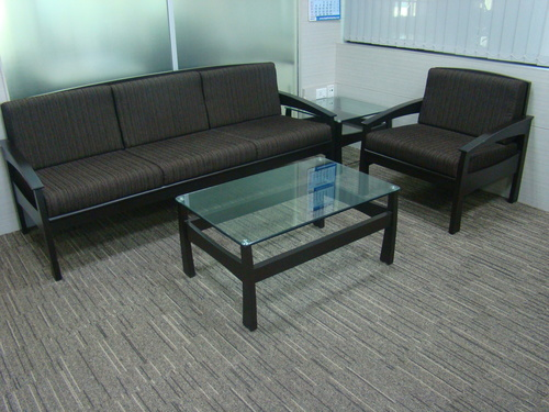 Modern Wooden Sofa Sets in Dahisar E Mumbai Manufacturer and
