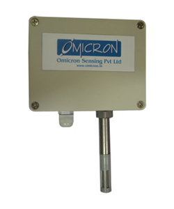 Humidity And Temperature Transmitters in  Gms Road