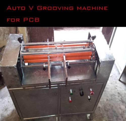 Pcb Auto V Grooving Machine in  Katraj