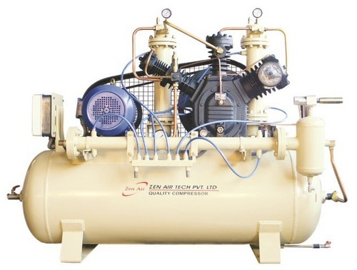 High Pressure Air Compressor in  Naroda Indl. Estate