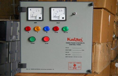 Submersible Pump Control Panel In Ahmedabad Gujarat Ke