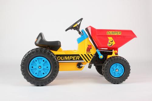 Children Engineer Car