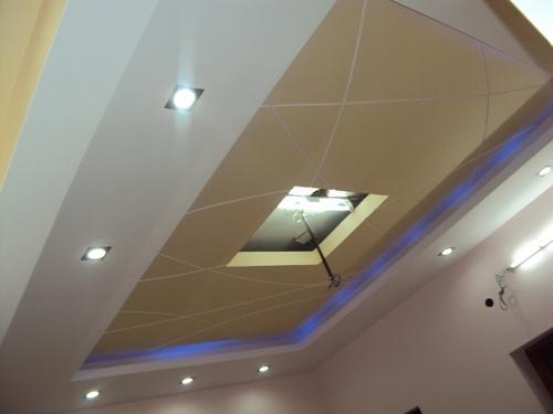 False ceiling design service in pratap nagar jodhpur for Wooden ceiling cost india