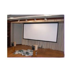 Wall Mounting LCD Projector Screen