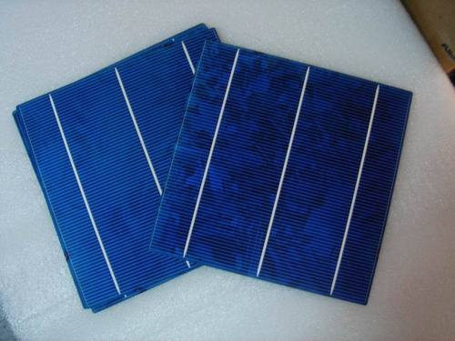 156mm Poly Solar Cell