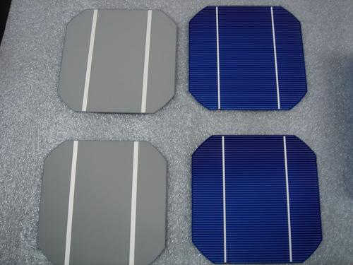 High Efficiency 125mm Monocrystalline Solar Cells