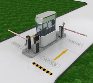 Barrier Gate Economic Type